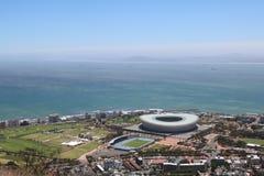 开普敦国际体育场,开普敦,南非 免版税库存照片