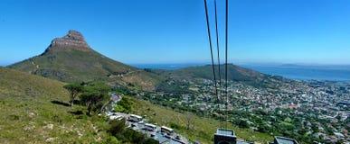 开普敦在南非 库存照片