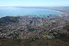 开普敦在南非 免版税库存照片