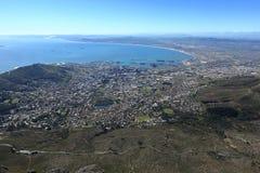 开普敦在南非 库存图片