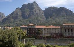 开普敦大学南非 库存照片