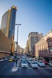 开普敦市中心-南非 图库摄影