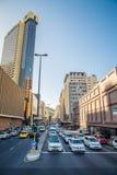 开普敦市中心-南非 免版税库存照片