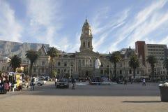 开普敦市政厅 库存照片