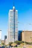 开普敦市Dowtown商业区南非 免版税图库摄影