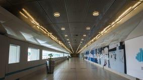 开普敦机场 库存照片