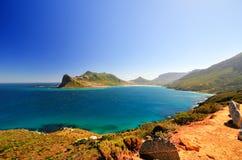 开普敦,南非海岸 库存图片