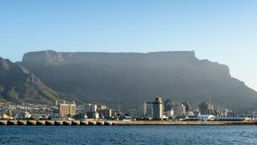 开普敦,南非港口  免版税图库摄影