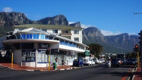 开普敦,南非都市风景  库存图片