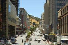 开普敦,南非- 2008年12月30日: 库存照片
