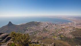 开普敦,南非 免版税库存照片