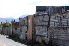 开普敦-撤退 库存照片