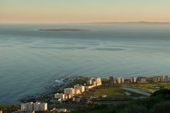 开普敦绿色点南非 图库摄影