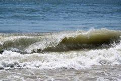 开普梅海滩 免版税库存图片