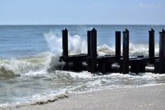 开普梅海滩 库存图片