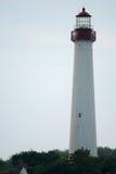 开普梅灯塔,位于新泽西开普梅一角  库存图片