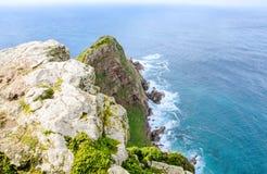 开普角半岛在南非 库存照片