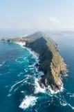 开普角和好望角南非 库存照片