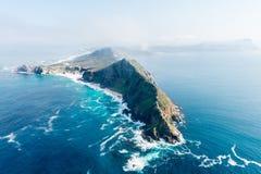 开普角和好望角南非 免版税库存照片