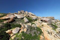 开普角,好望角,南非 免版税图库摄影