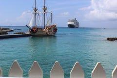 开曼群岛 库存图片