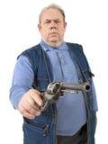 开枪人 免版税图库摄影
