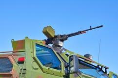 开枪设备一 免版税库存图片