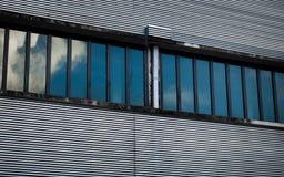 离开的办公室的Windows 图库摄影