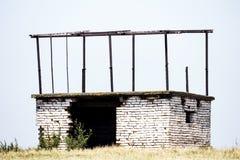 离开的砖对象 免版税库存照片