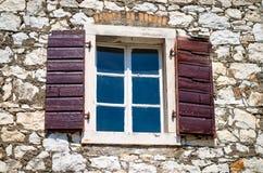 开窗口概念 免版税库存照片