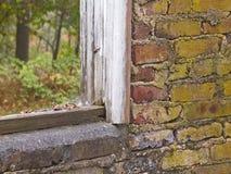 开窗口 免版税图库摄影