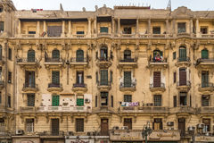 开罗公寓 免版税图库摄影