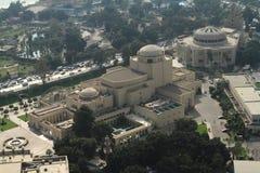 开罗剧院在埃及 免版税图库摄影