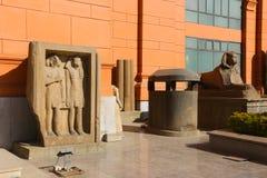 开罗博物馆埃及 图库摄影