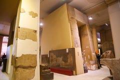 开罗博物馆埃及 免版税库存图片