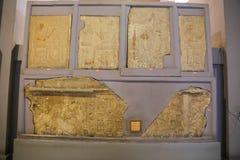 开罗博物馆埃及 免版税库存照片