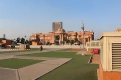开罗博物馆 免版税库存照片