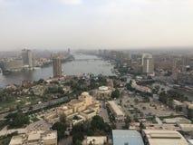 开罗场面 免版税库存照片