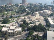开罗埃及房子歌剧 免版税库存图片