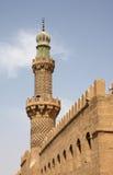 开罗埃及清真寺 免版税库存照片