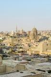 开罗埃及老城镇 免版税库存照片