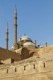 开罗城堡埃及清真寺 免版税库存图片