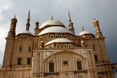 开罗城堡埃及清真寺saladin 库存图片
