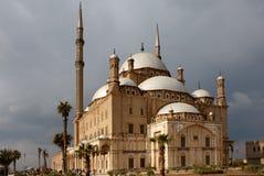 开罗城堡埃及saladin 免版税图库摄影