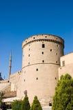 开罗城堡详述埃及saladin 免版税库存图片