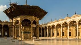 开罗城堡 免版税库存照片