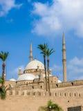 开罗城堡 免版税图库摄影