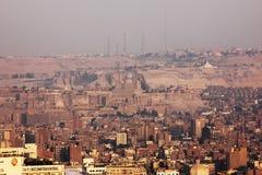 从开罗塔的穆罕默德阿里清真寺 库存图片