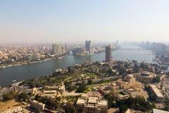 从开罗塔-埃及的看法 库存图片