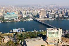 开罗塔-埃及 库存照片